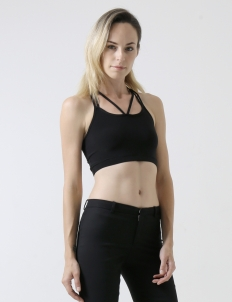 Black Fallon Bralette