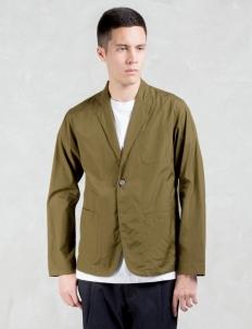 Tapered Sleeve Blazer