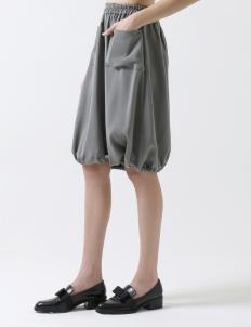 Gray Amanta Skirt