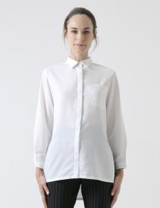 White Harper Shirt