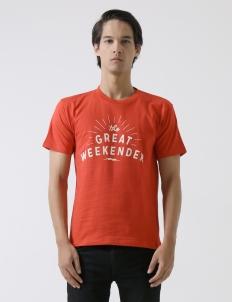 Weekender Red T-shirt