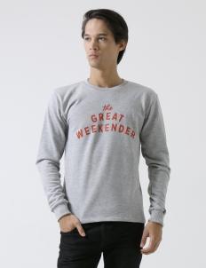 Weekender Grey Sweatshirt