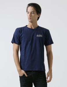 Worry Less Navy T-shirt