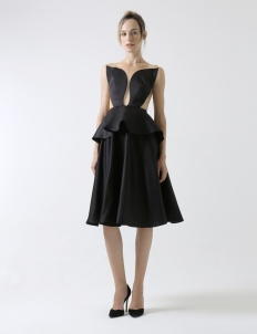 Black Celebes Dress