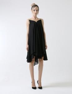 Black Irish Dress