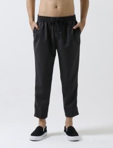 Charcoal Easy Pants