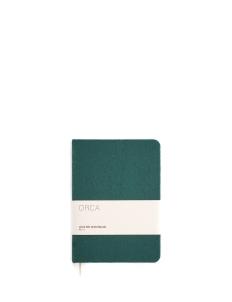 Dark Green Wool Sketchbook