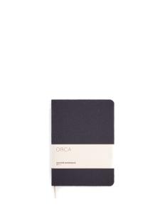 Navy Blue Wool Sketchbook