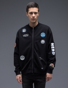 Mad Cool Patches Cardigan