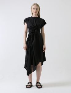 Black Clay Dress