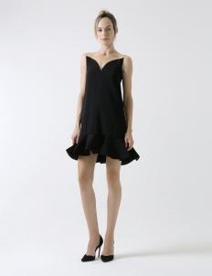 Black Aral Dress