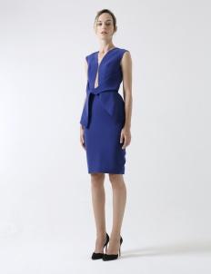 Blue Spencer Dress