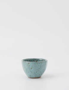 Turquoise Tea Cup