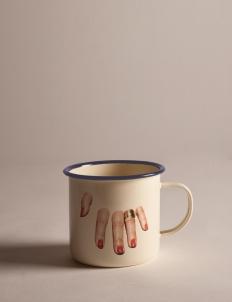 Toiletpaper Finger Mug