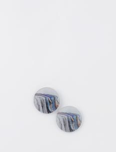 Glitch Waterfall Earrings