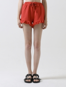 Red Ggym Shorts