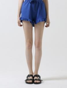 Blue Ggym Shorts