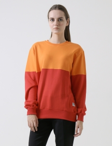Orange JJ Sweater