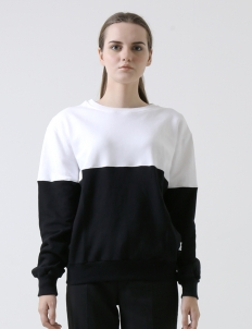 Black & White JJ Sweater