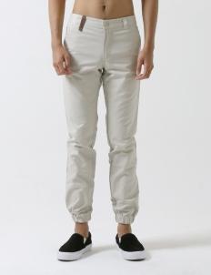 White Bravier Jogger Pants