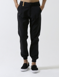 Black Billie Black Jogger Pants