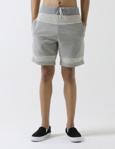 Gray Pabs Short Pants