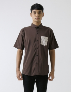 Brown Chacemire Shirt