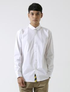 Noir Bien White Shirt
