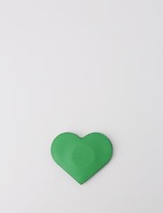 Green Heart Magnetic Bits