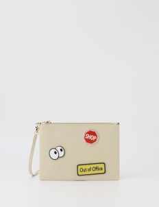 Oatmeal Beige 3 Way Bag (BAG ONLY)