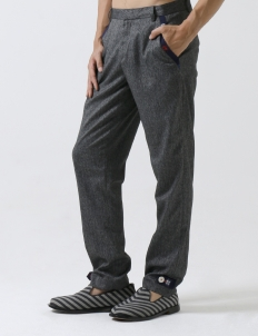 Gray David Trousers