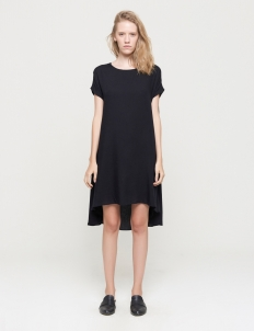 Black Thebe Dress