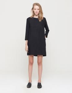 Black Portia Dress