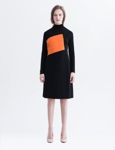 Thiago Saffron Dress