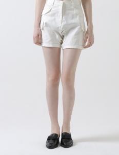 White Josephine Pants