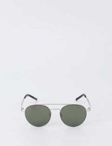 Silver Spartan Sunglasses