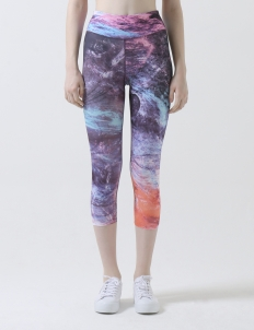 Milky Way Hoopla Active Crop Pants