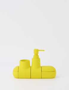 Yellow Submarino Soap Dispenser