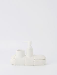 White Submarino Soap Dispenser