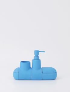 Blue Submarino Soap Dispenser