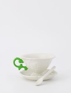 Green I-Tea Cup