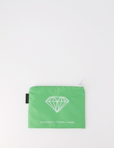 Light Green My Small Things Travel Pouch