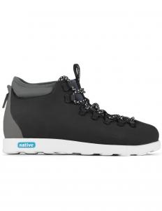Black Fitzsimmons Block Boots