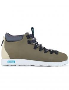 Green Fitzsimmons Block Boots
