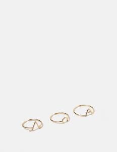 Felicity Rings (Set of 3)