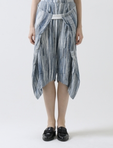 Tenun Wrap Culottes