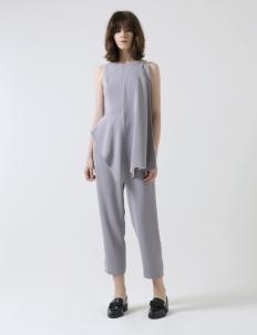 Gray Perpetual Jumpsuit