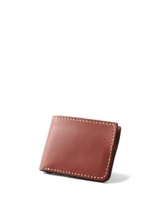 Light Brown Vessel V American Wallet