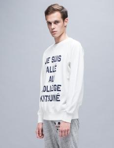 Je Suis Alle Sweatshirt