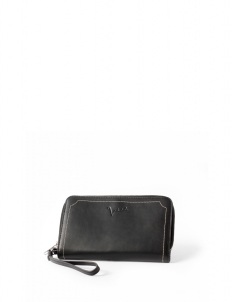 Black Emma Wallet